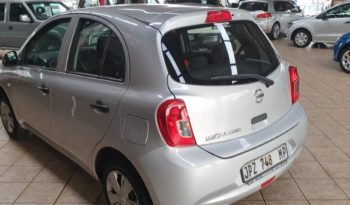 2017 Nissan Micra 1.2 Active Visia only 14000km for sale in Witbank full