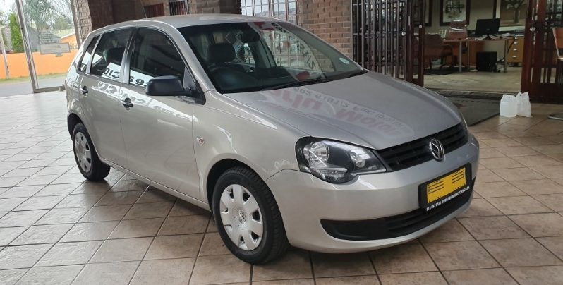 2013 Volkswagen Polo Vivo 1.4 Trendline for sale in Witbank full