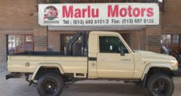 2012 Toyota Land Cruiser 79 4.0P V6 LDV for sale in Witbank