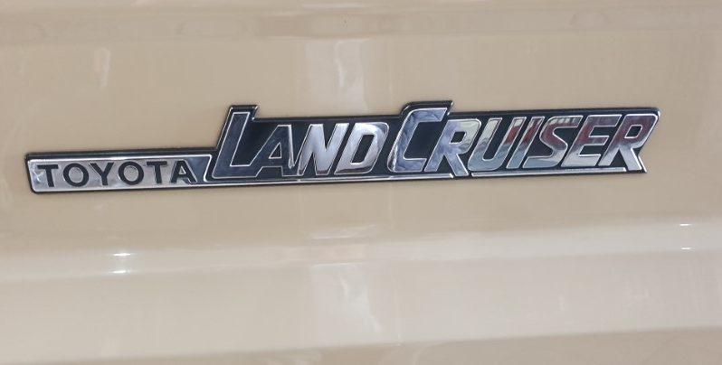 2012 Toyota Land Cruiser 79 4.0P V6 LDV for sale in Witbank full