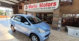 2014 Toyota Avanza 1.5SX Auto for sale in Witbank