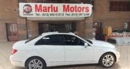 2014 Mercedes Benz C180 BE Classic A/T for sale in Witbank
