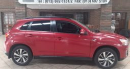 2015 MITSUBISHI ASX 2.0 GLS Automatic for sale in Witbank