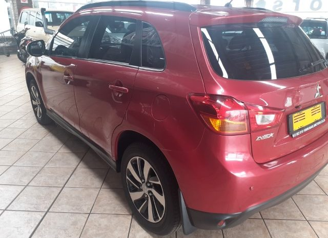 2015 MITSUBISHI ASX 2.0 GLS Automatic for sale in Witbank full