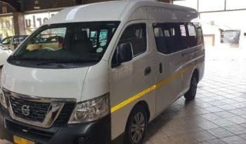 2019 Nissan NV 350 2.5 Impendulo 16 Seater For Sale in Witbank full
