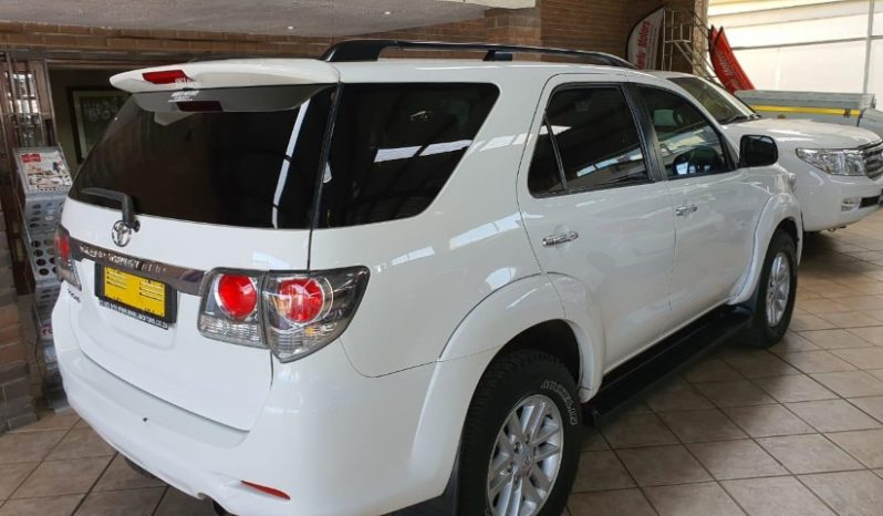 2014 TOYOTA FORTUNER 3.0D-4D R/B For Sale in Witbank full