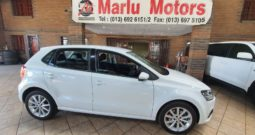 2014 VOLKSWAGEN POLO 1.2TSi H/LINE DSG For Sale in Witbank