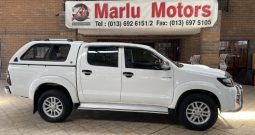 2013 Toyota Hilux 3.0 D-4D Raider4X2 D/C For sale in witbank