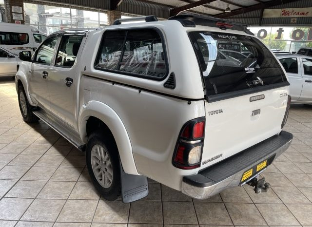 2013 Toyota Hilux 3.0 D-4D Raider4X2 D/C For sale in witbank full