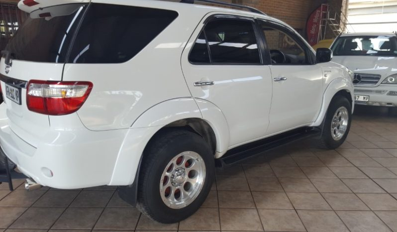 2010 TOYOTA FORTUNER D4D 3.0 MAN FOR SALE IN WITBANK full
