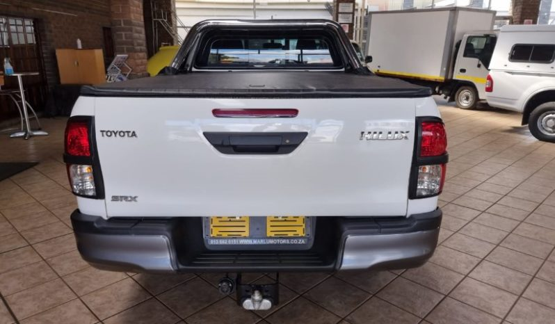 2019 TOYOTA HILUX 2.4GD-6 E/CAB A/T FOR SALE IN WITBANK full