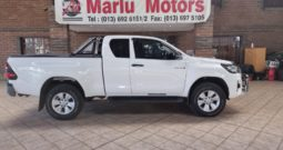 2019 TOYOTA HILUX 2.4GD-6 E/CAB A/T FOR SALE IN WITBANK