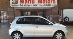 2017 VW POLO VIVO 1.4 FOR SALE IN WITBANK